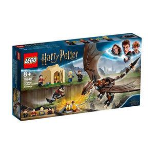 Lego Harry Potter - Hungarian Horntail Triwizard Challenge