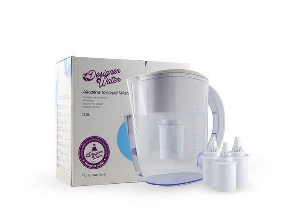 Alkaline Ionized Water Jug