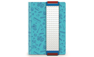Lego Stationery -Journal with Building Bands