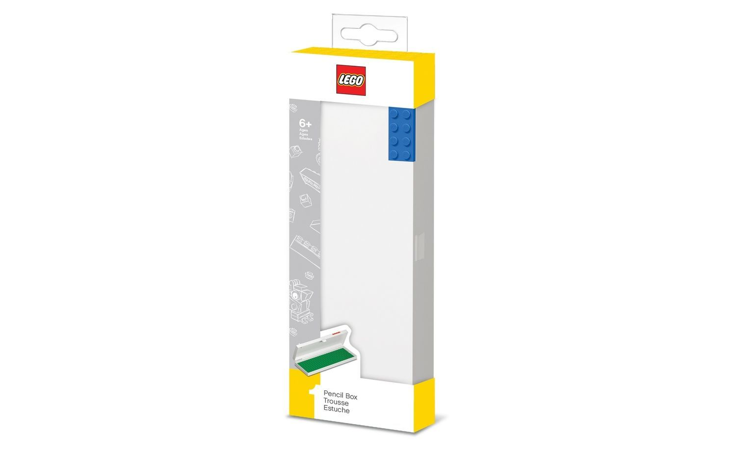Lego Stationery - Pencil Box (Blue)