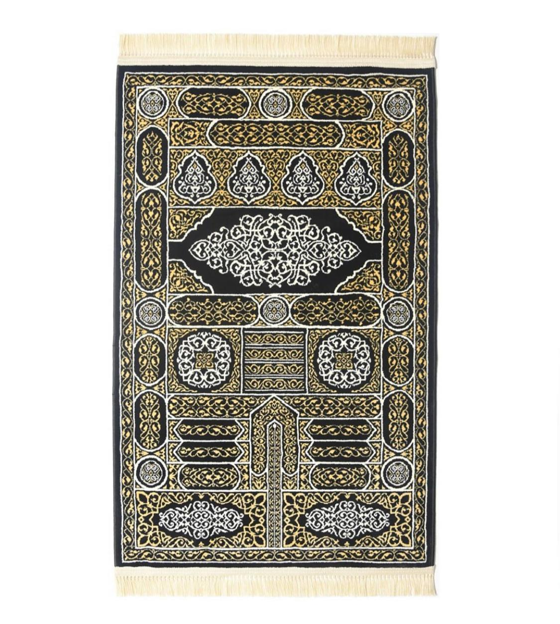 Kaaba Door – Prayer Mat 80 x 120 X-Large (4mm Foldable)