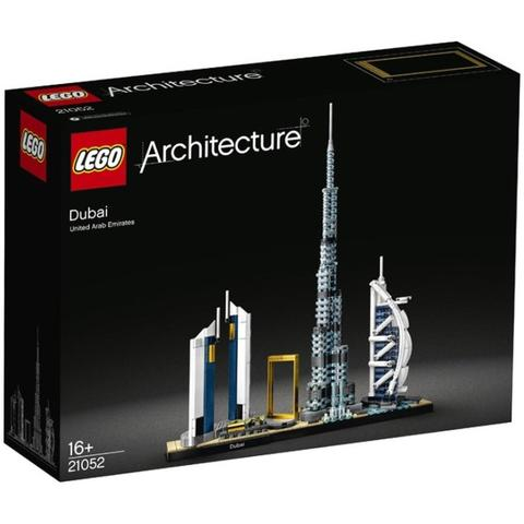 Lego Architecture Series - Dubai