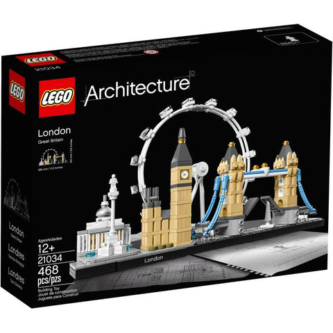 Lego Architecture Series - London