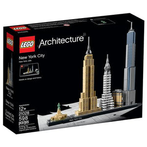 Lego Architecture Series - New York