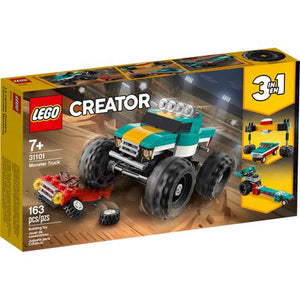 Lego Creator 3 in 1 - Monster Truck 31101