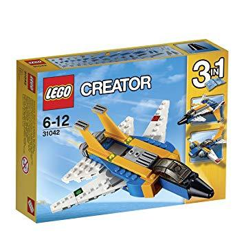 Lego Creator 3 in 1 - Super Soarer 31042