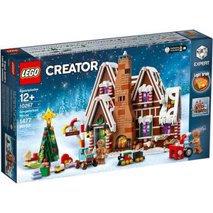Lego Creator Expert - Gingerbread House