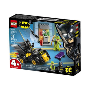Lego Dc and Marvel - Batman Vs The Riddler Robbery