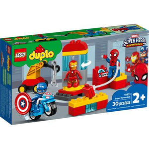 Lego Duplo - Marvel Super Heroes Lab