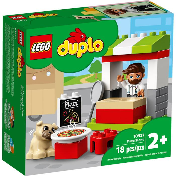 Lego Duplo - Pizza Stand