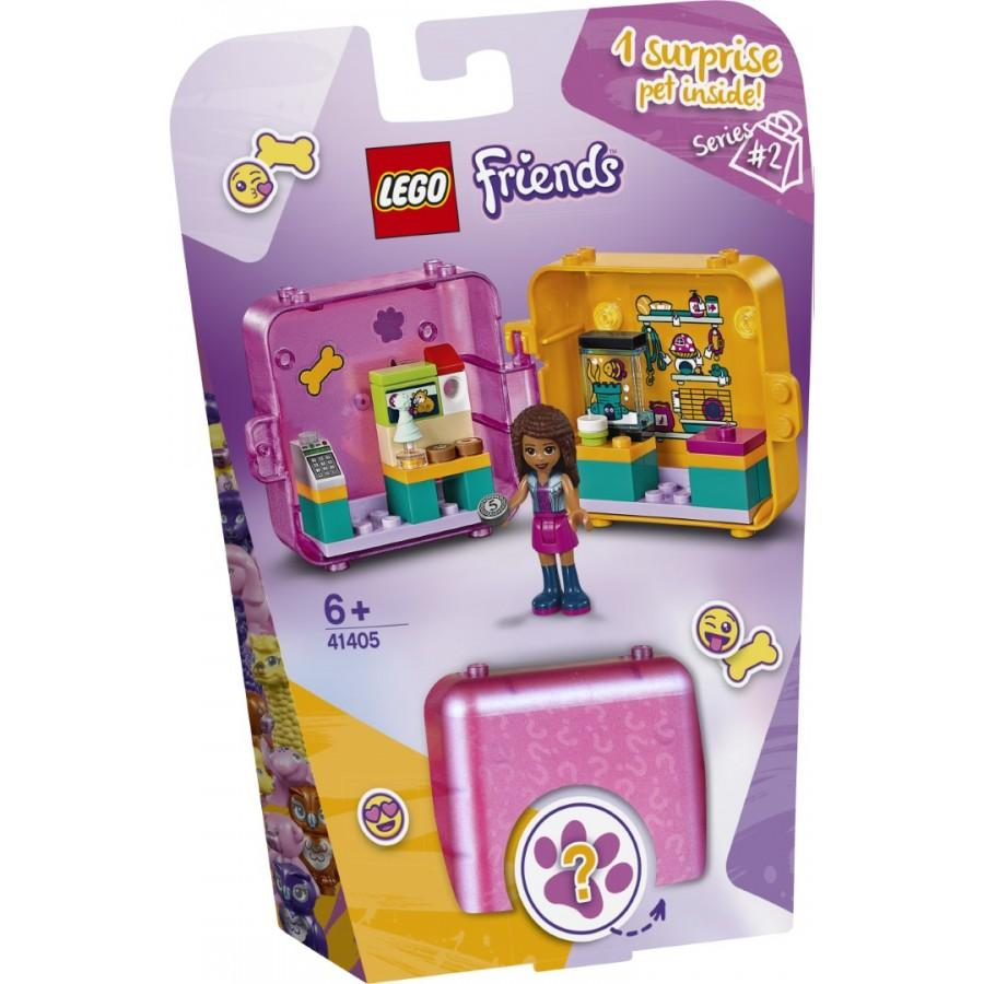 Lego Friends - Andrea's Shopping Play Cube