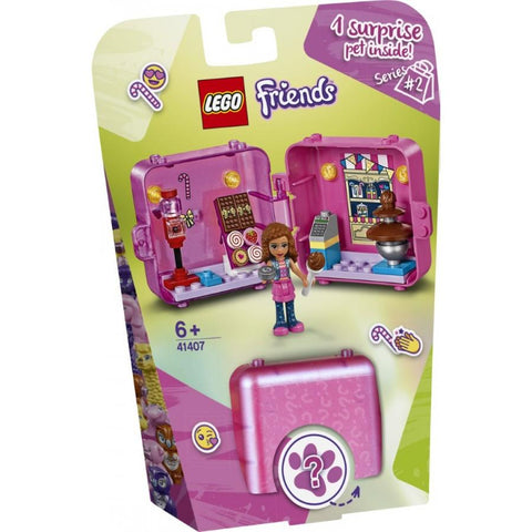 Lego Friends - Olivia's Shopping Play Cube
