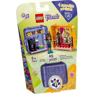 Lego Friends - Andrea's Play Cube