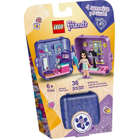 Lego Friends - Emma's Play Cube