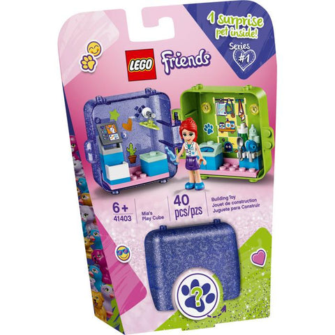 Lego Friends - Mia's Play Cube