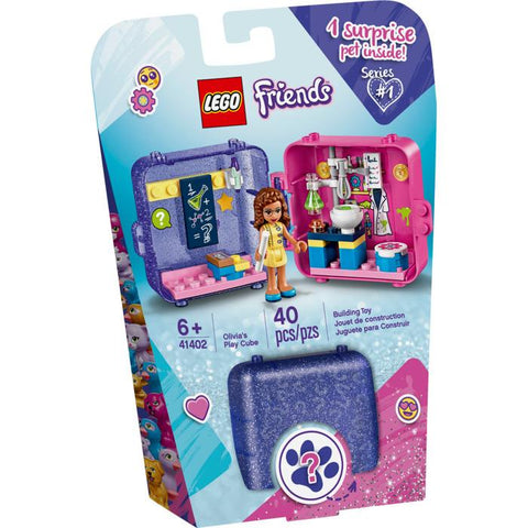 Lego Friends - Olivia's Play Cube