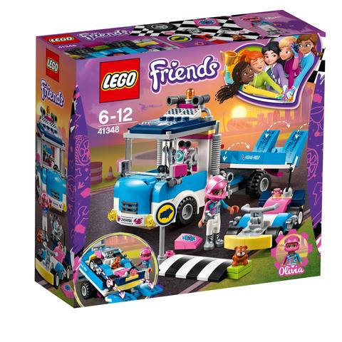 Lego Friends - Service and Care truck