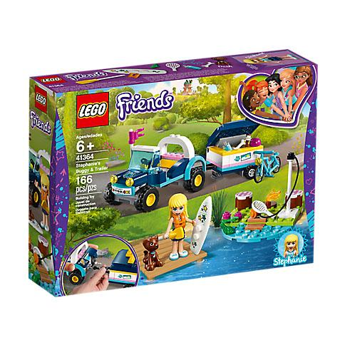 Lego Friends - Buggy and Trailer