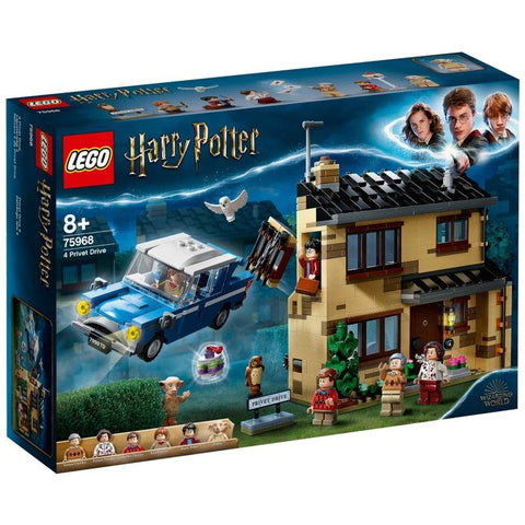 Lego Harry Potter - Privet Drive