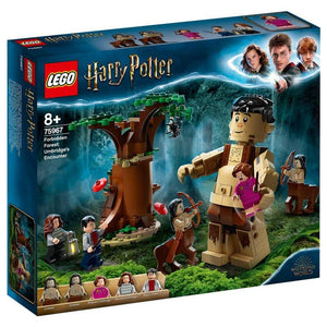 Lego Harry Potter - Forbidden Forest Umbridge Encounter
