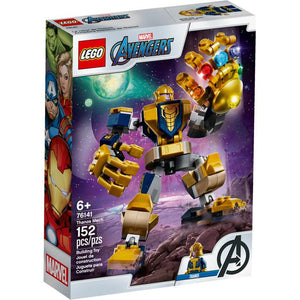 Lego DC and Marvel - Thanos