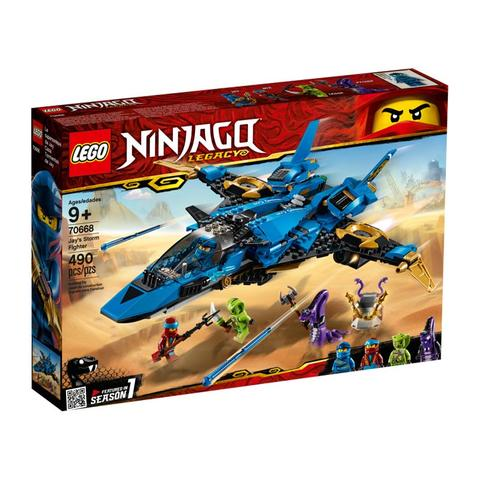 Lego Ninjago - Jays Storm Fighter