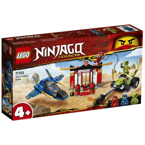 Lego Ninjago - Storm Fighter Battle
