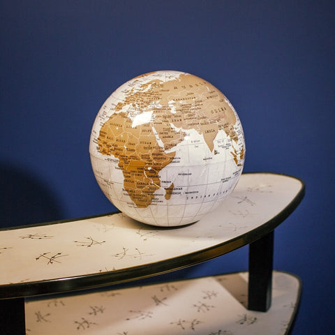 Luckies Revolving World Globe