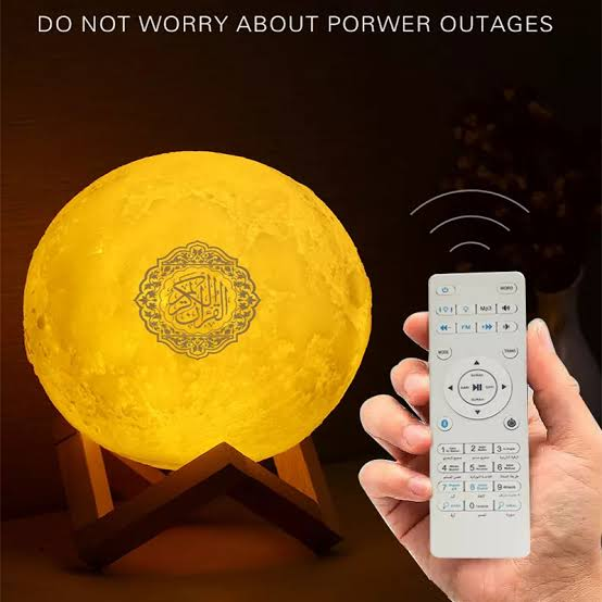 Quraan Speaker Moon Light