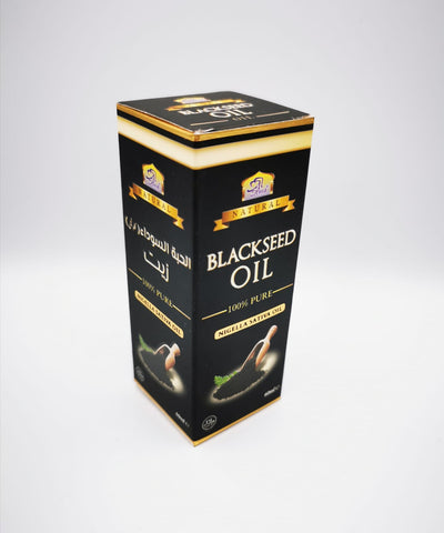 Black Seed Oil Natural Al Khair Nigella Sativa Oil 125ml