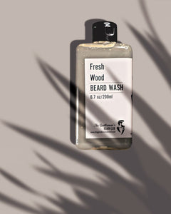 Beard Wash - Fresh Wood