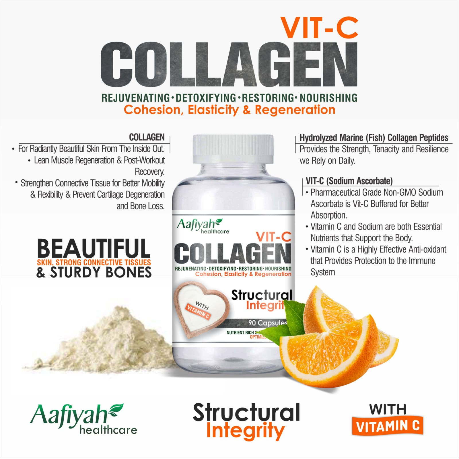 COLLAGEN WITH VIT C