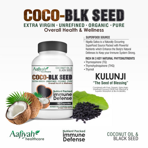 COCO-BLACK SEED