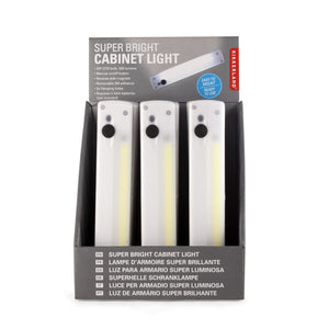 Kikkerland Super bright Cabinet Light
