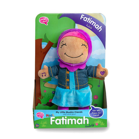 Talking Muslim Doll: Fatimah