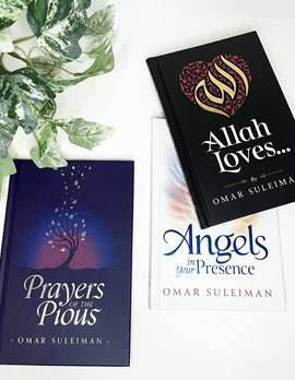 Angels in Your Presence Omar Suleiman