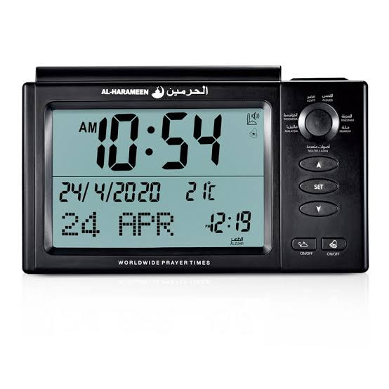 Al Fajr Sports watch Red