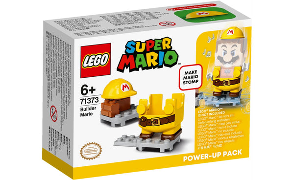 Lego Adventures with Super Mario Builder Power Up Pack