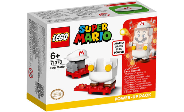 Lego Adventures with Super Mario Fire Up Pack