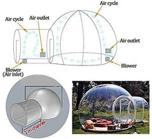 Laden Sie das Bild in der Galerie-viewer, 4M Bubble Tent