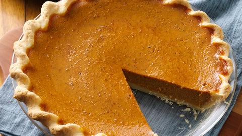Pumpkin Pie, Dessert