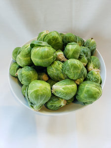 Brussels Sprouts, Organic (2lb)