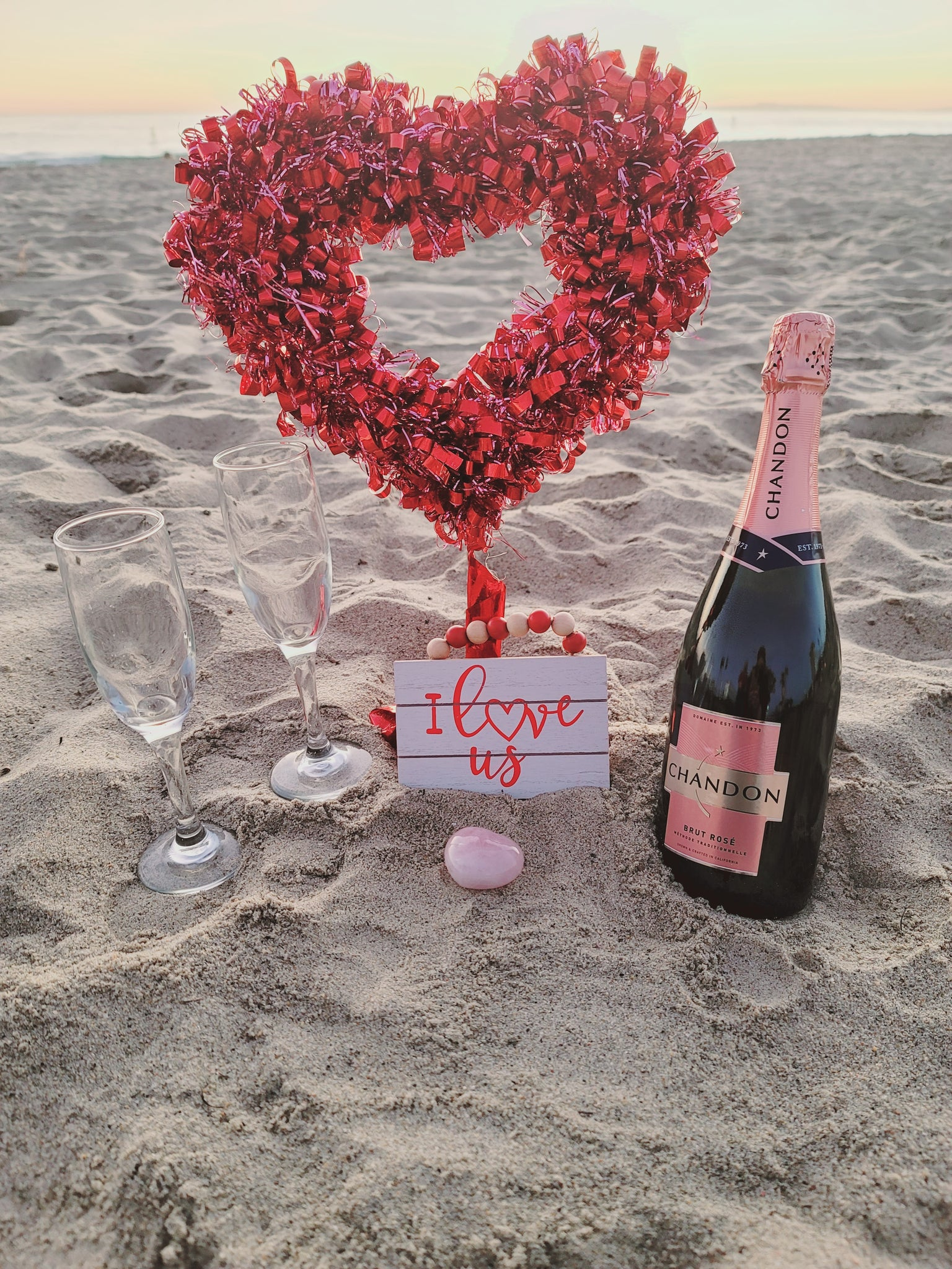 Valentine's Champagne Add-Ons
