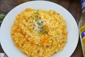 Roasted Kobacha & Butternut Squash Risotto, Side