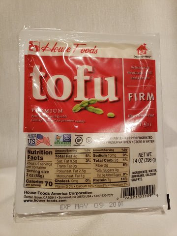 Tofu, Firm (16oz)