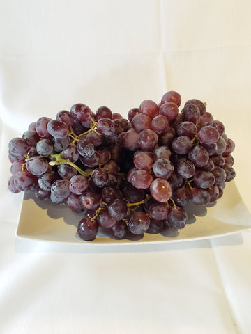 Grapes, Organic Red Seedless (2 lb)