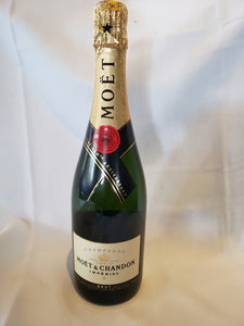 Wine, Champagne, Moët & Chandon Impérial, Epernay, France