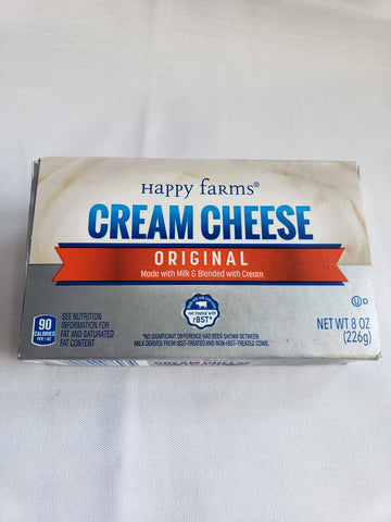 Cheese, Cream Cheese (8oz)