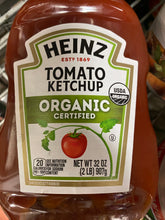 Load image into Gallery viewer, Ketchup, Heinz, Organic
