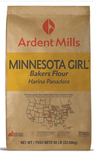 Flour, Bread Bakers, Minnesota Girl, Non-GMO (5lb)